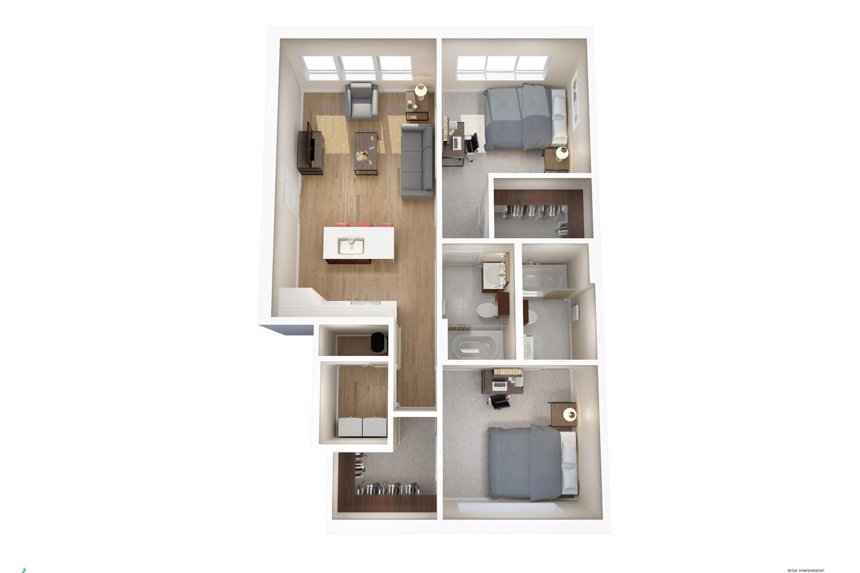 layout b1