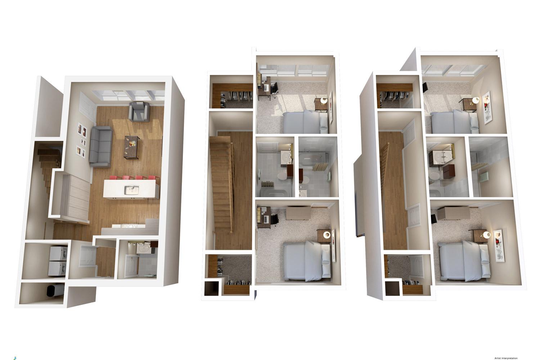 layout d2