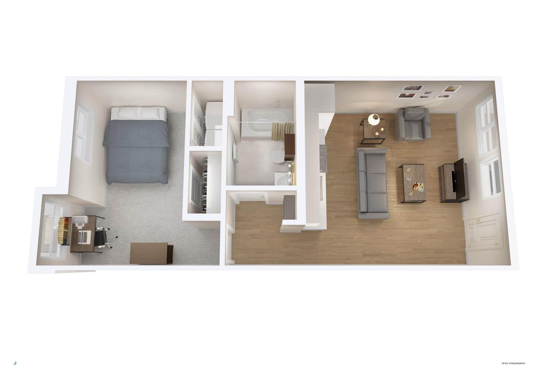 layout a1