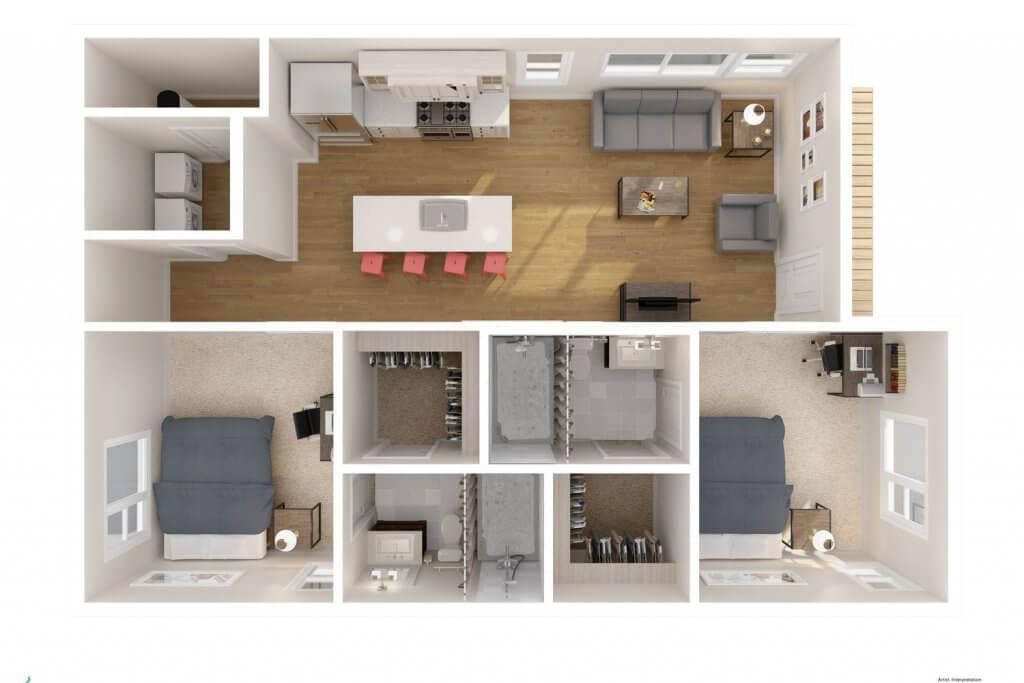layout b2