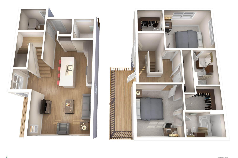 layout b3