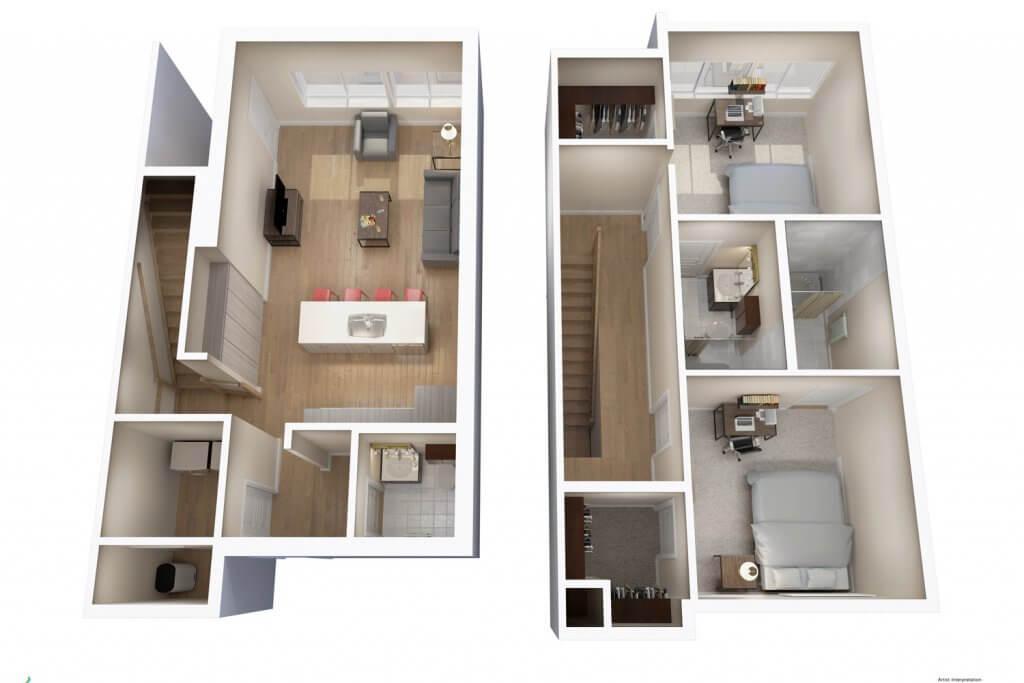layout b4