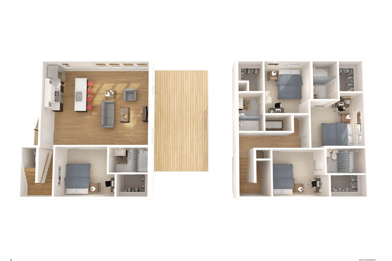 layout d4