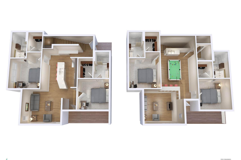 layout d5