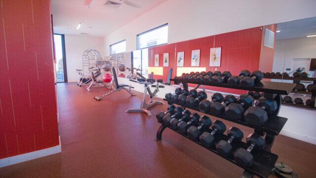 ozarkvillas gym 001